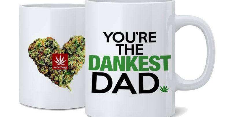 You're The Dankest Dad Mug