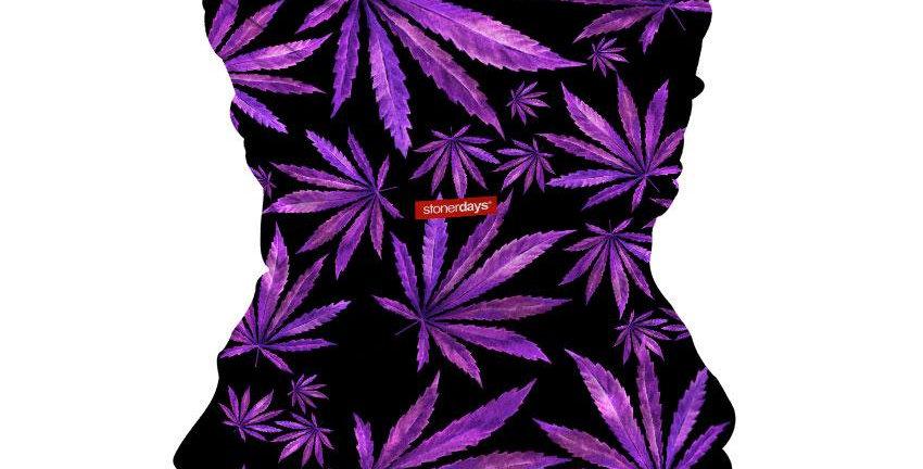 Purple Kush Mask/Neck Gaiter