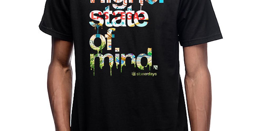 Higher State of Mind Vegas Tee