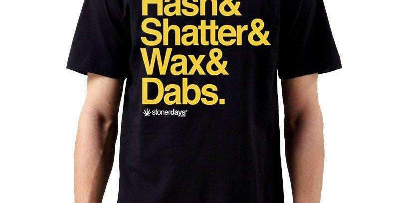 Hash & Shatter Tee