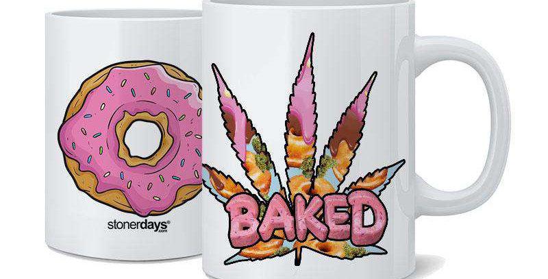 Baked Donut Mug