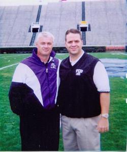 Coach Dennis Franchionne