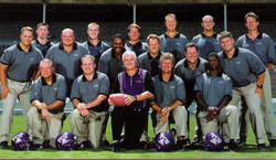 1999 TCU Coaching Staff