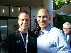 Coach Tony Dungy