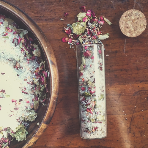Hops & Blossoms Bath Soak