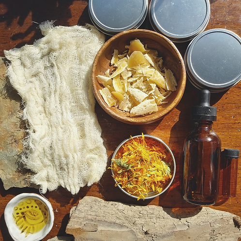 DIY Salve /  Balm Kit
