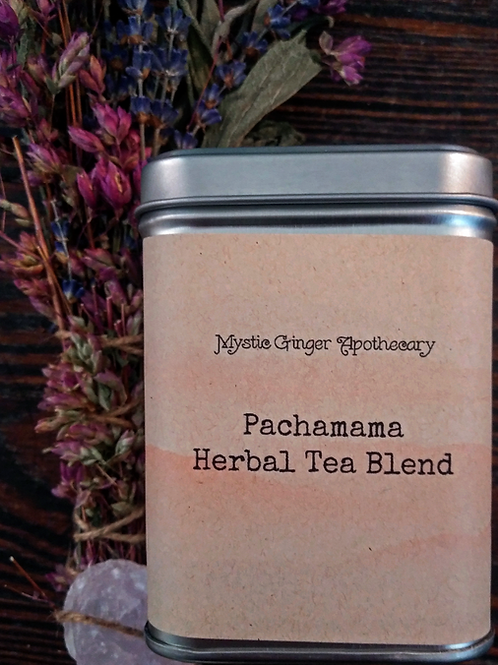 Pachamama Herbal Tea Blend