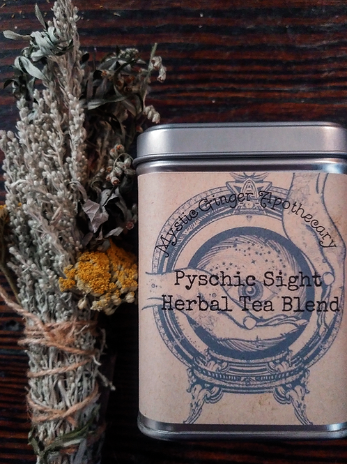 Psychic Sight Tea Blend