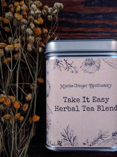 Take It Easy Herbal Tea Blend