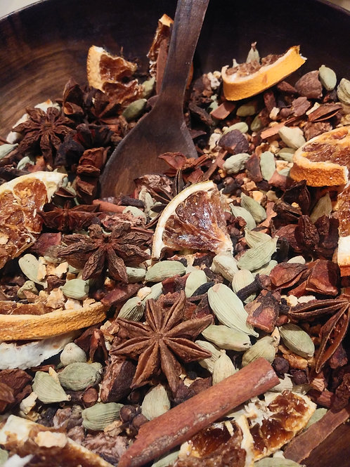 Harvest Herbal Simmering Potpourri