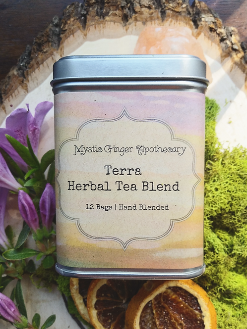 Terra Herbal Tea Blend