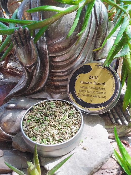 Zen CBD Flower Smoke Blend