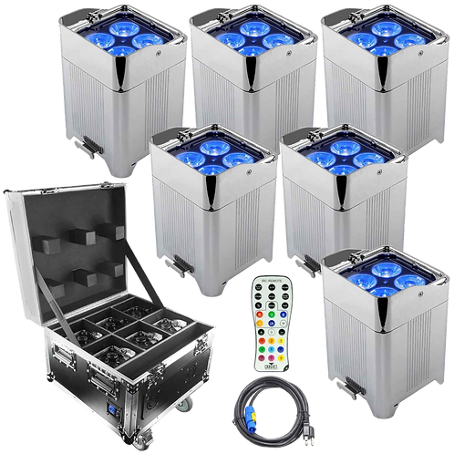 CHAUVET WELL FIT UPLIGHTS