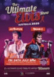 1982arpa_D&J Elvis A1 Poster Yoogali 24J