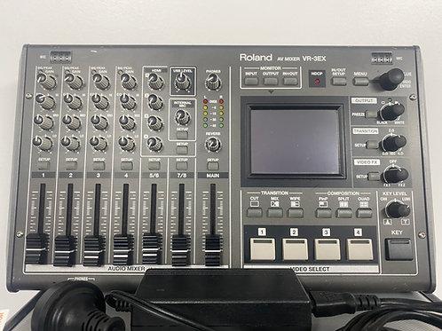 Roland AV Mixer VR-3EX