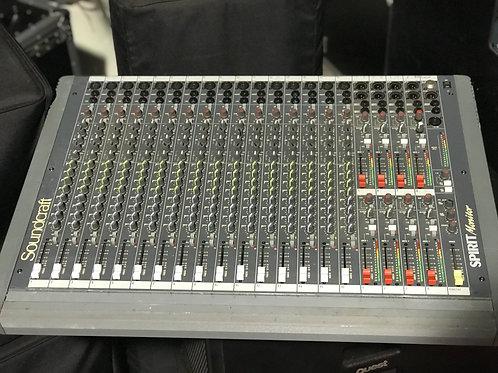Sound Craft Spirit Monitor