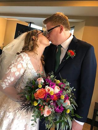 sarah and mike kiss.jpg