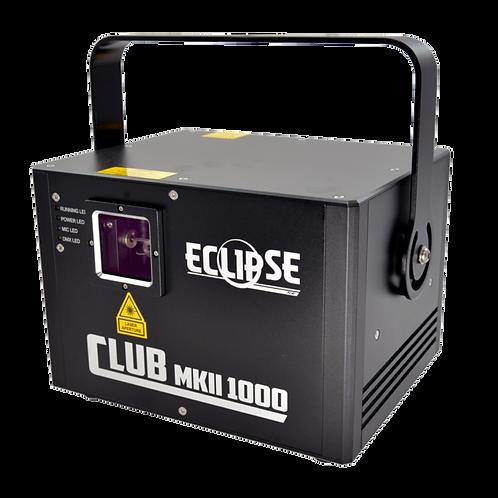 Club MKII 1000 RGB Laser