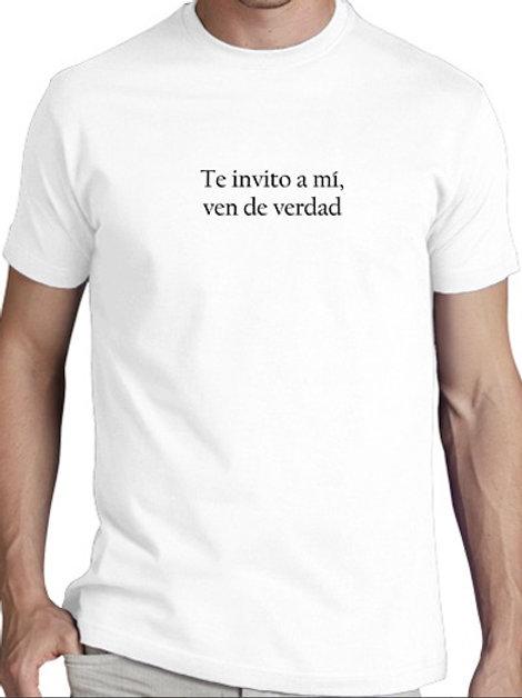 Camiseta frase 'Tik Tak'