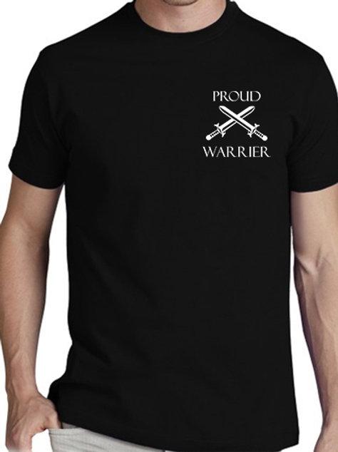 Proud warrier