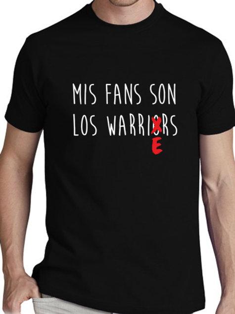 Mis fans son los Warriers