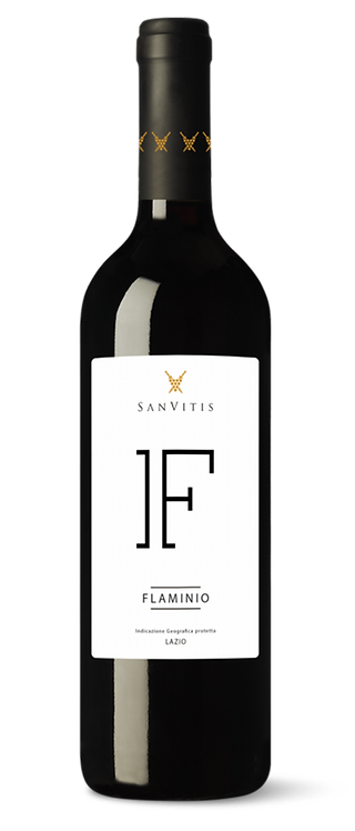 Sanvitis, Flaminio Lazio IGT, 2017