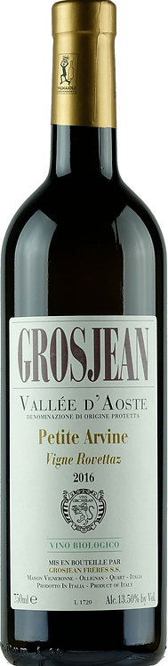 Grosjean, Petite Arvine Vallée D'Aoste 'Vigna Rovettaz' DOC, 2017