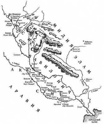 рис 1 карта Двуречья.jpg
