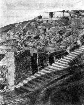 рис 6 Белый храм, конец IV тыс. до н. э.