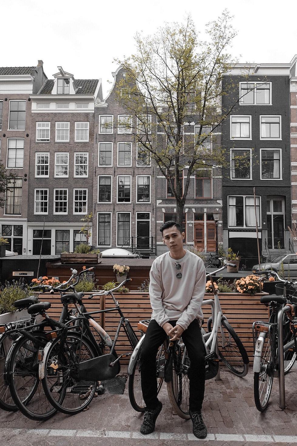 Streets of Amstrdam