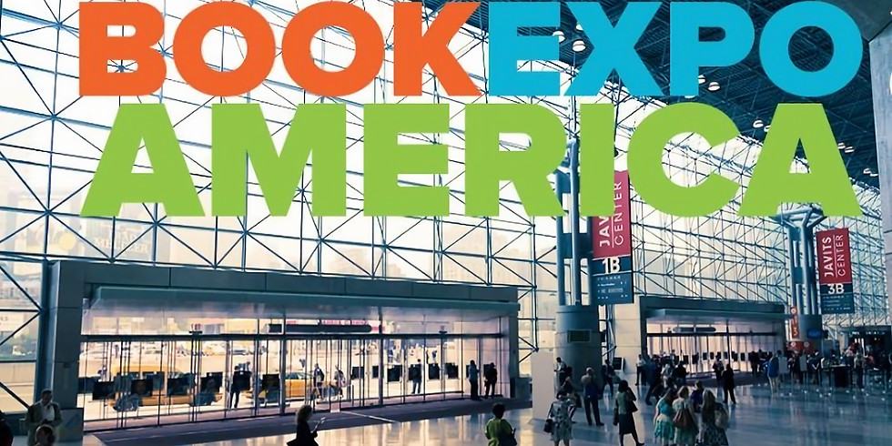 Authors Reception at BookExpo America NYC