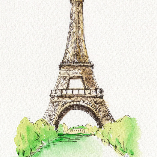 Walter's Paris Adventure