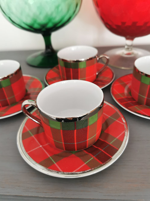 "Service à thé ou café House of Scotland ""Aberdeen"""