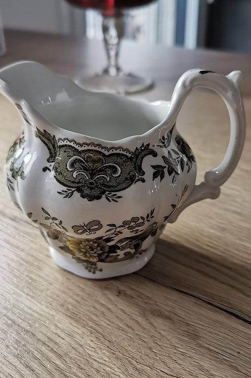 "Pot a lait ""Windsor"" Ridgway Staffordshire England"