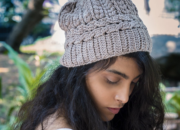RUSTICATED HAT