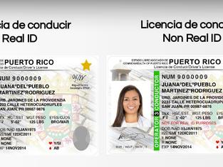 Necesitas un REAL ID