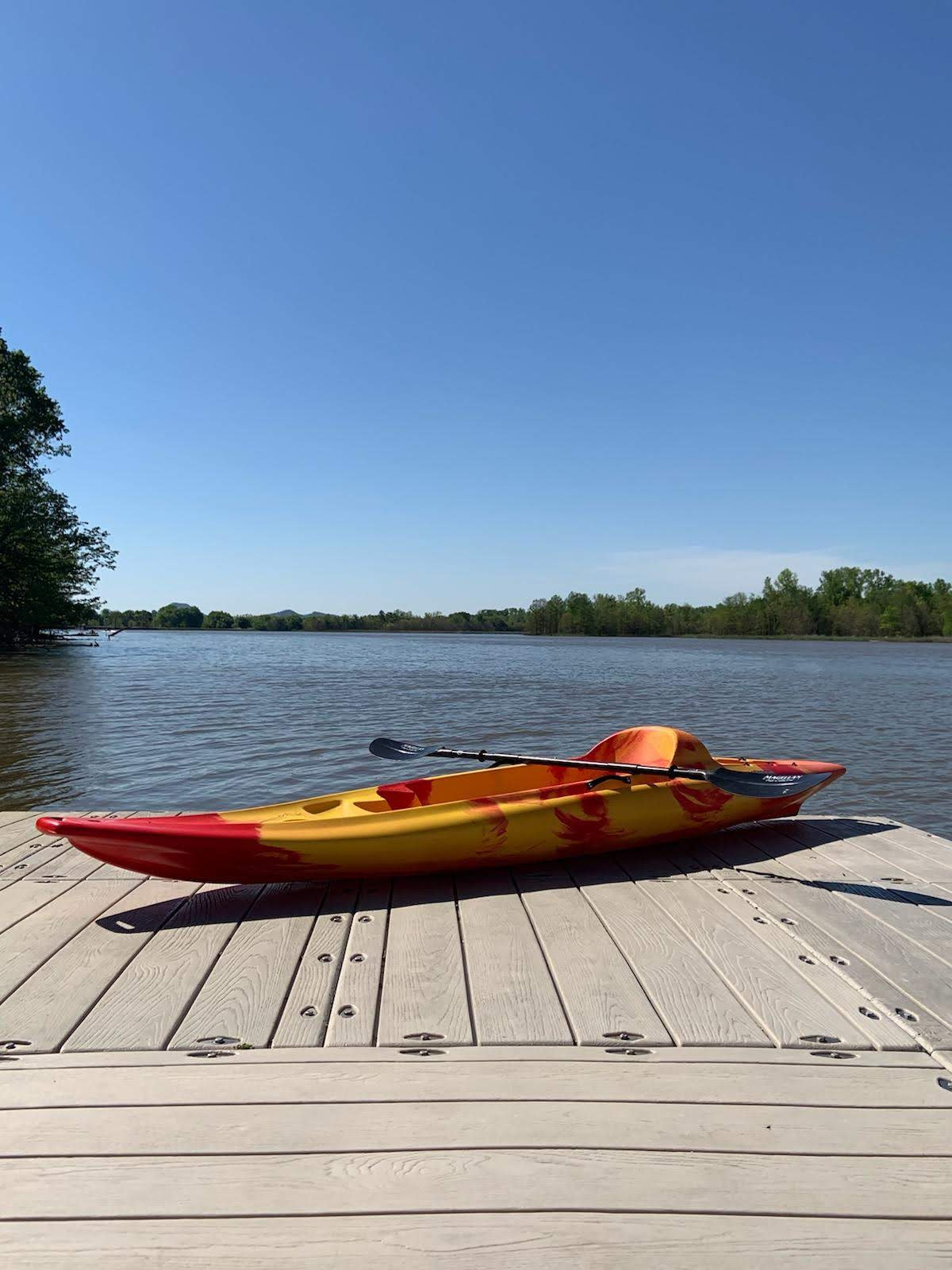 Two Rivers Kayak Rental (SINGLE)