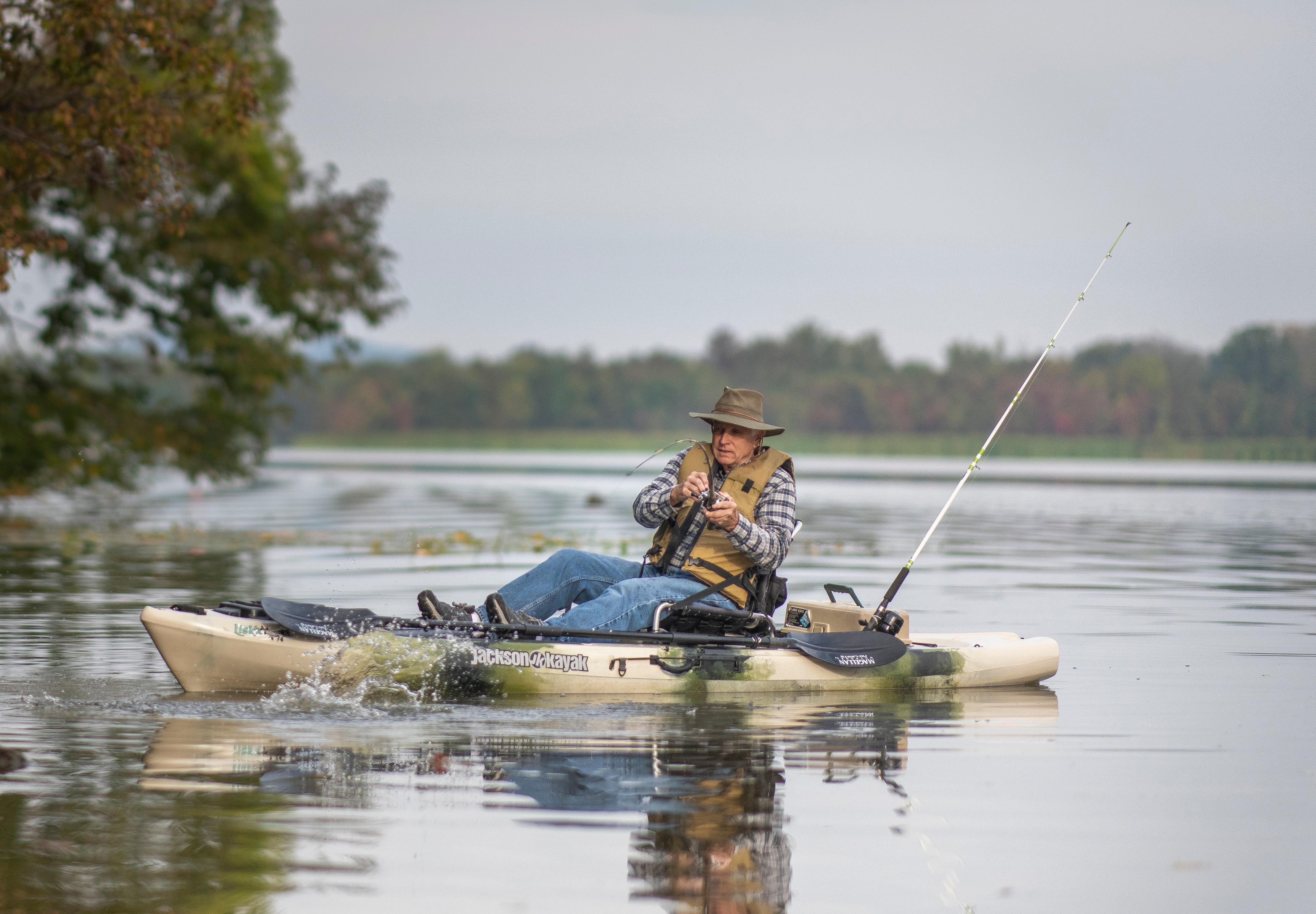 Fishing Kayak Rental