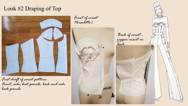Draping the Top