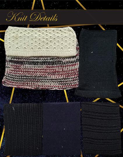 Knitwear Details