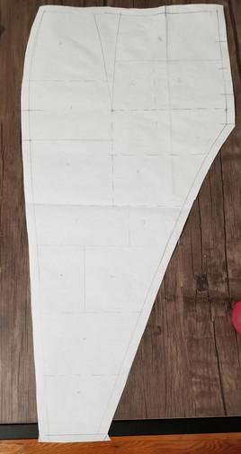 Front Skirt Pattern
