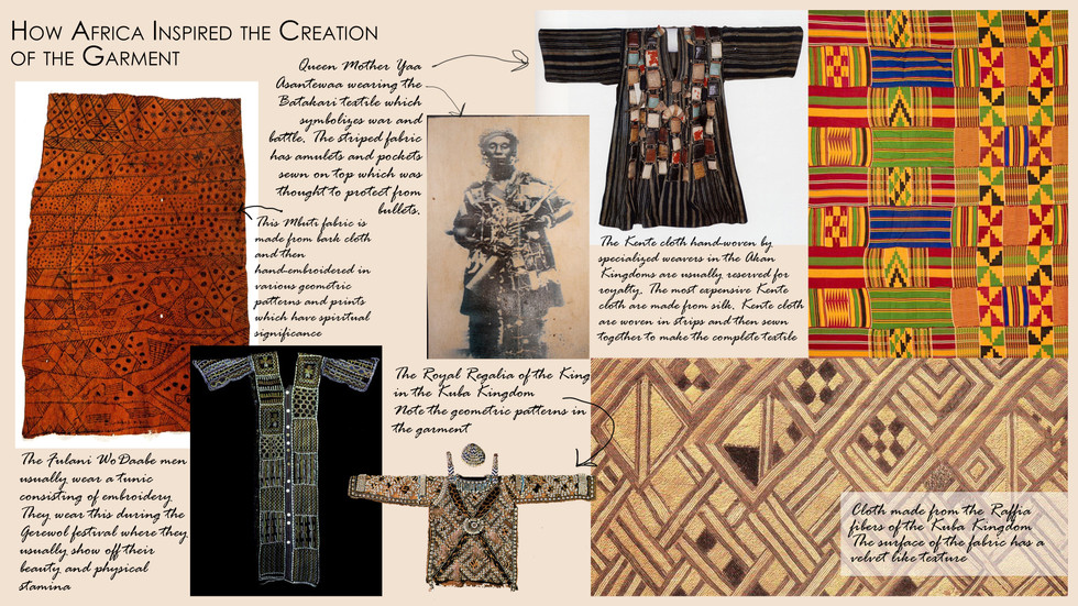 Inspiration from Africa