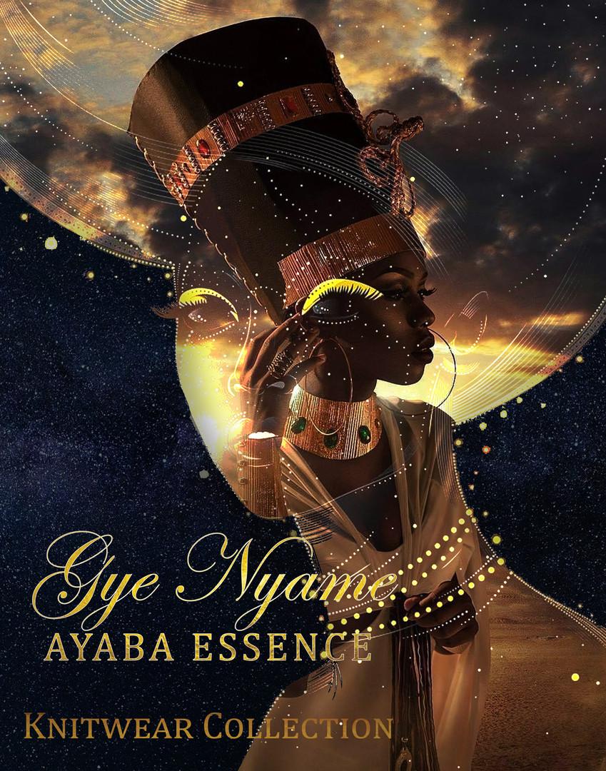 Gye Nyame Ayaba Essence Knitwear