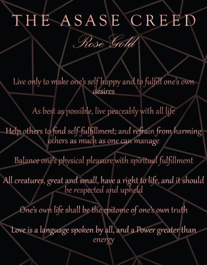 The Asase Creed