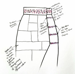 Skirt Sketch