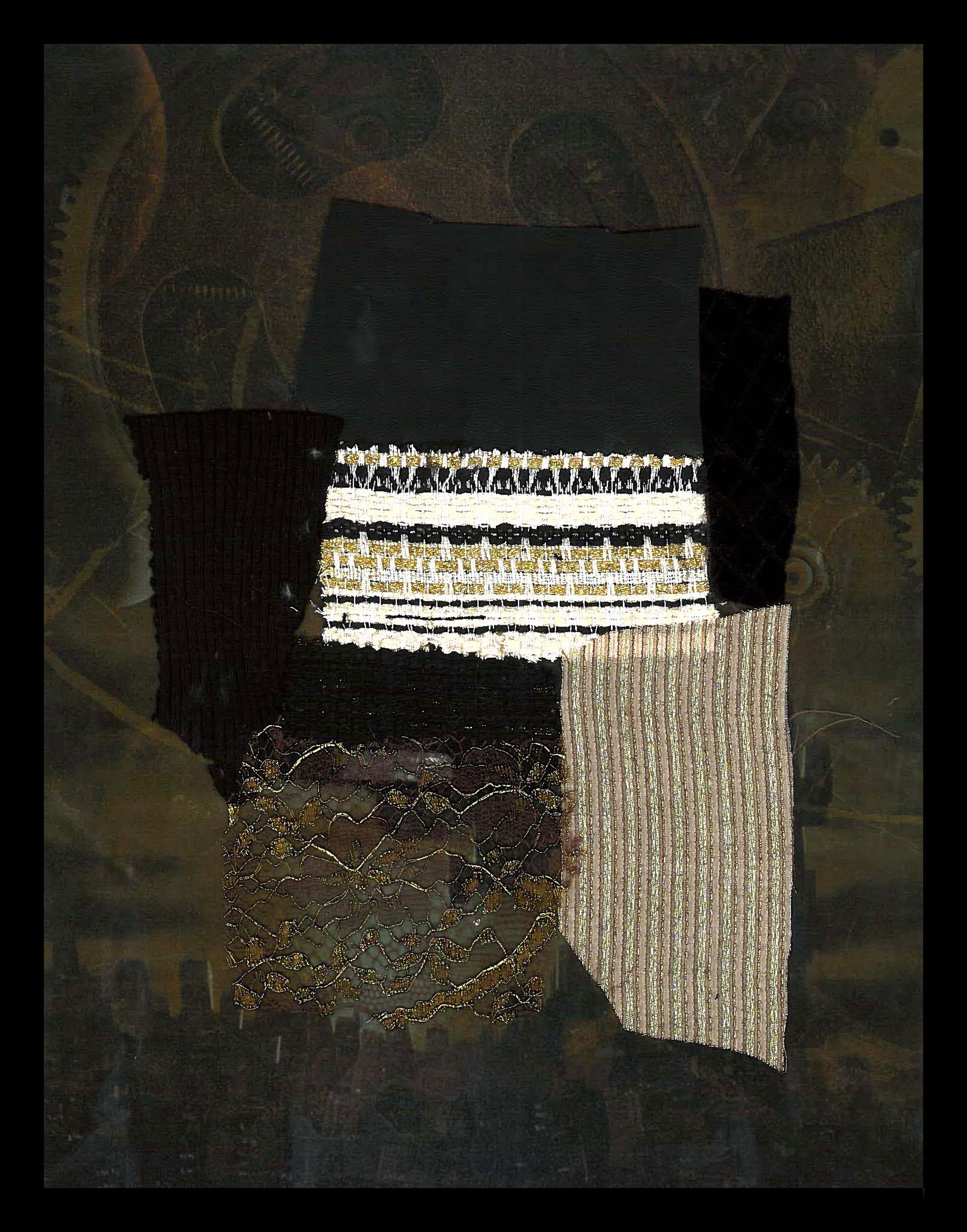 Fabric Board Faux Leather; Rib Knit; Cotton Boucle; Lace; Cotton
