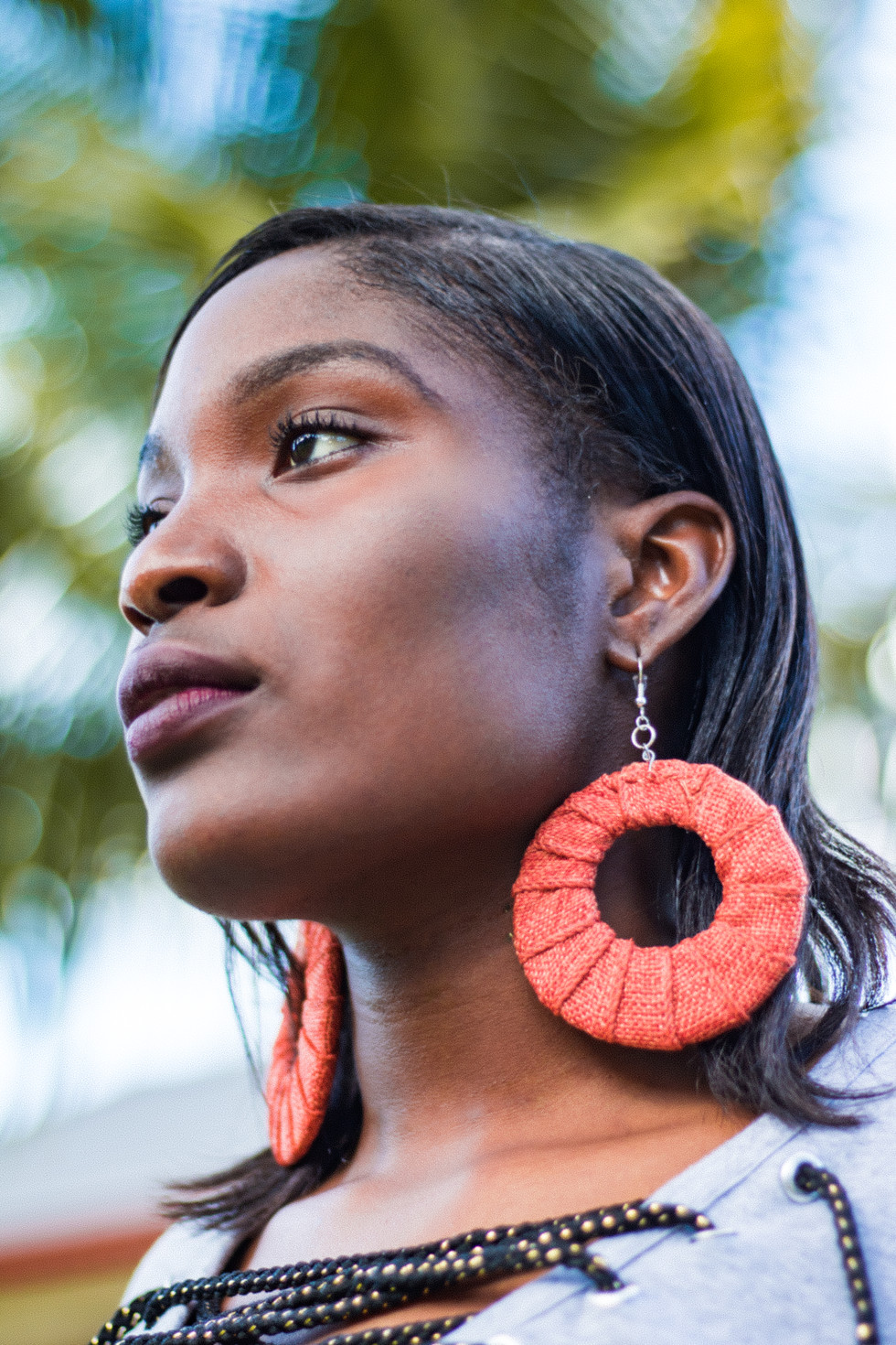 Featured Earrings - AFRICA