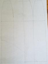 Initial Skirt Pattern