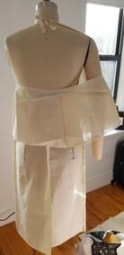 Back Drape