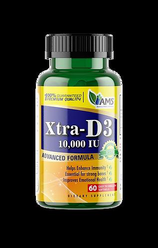 XTRA-D3 10,000